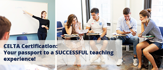 celta application assessment If you're looking for internationally recognised qualifications from cambridge  university, this is the course for you.